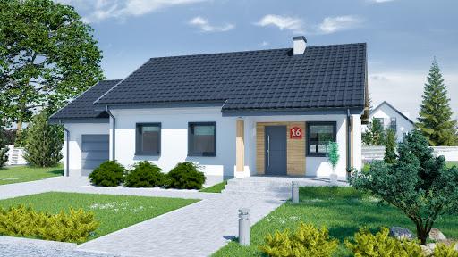 projekt Dom przy Bukowej 16