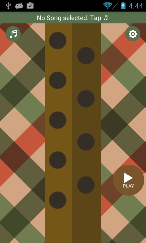 Bagpipe- screenshot