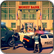 Grand Bank Robbery Squad: Police & Robbers Heist