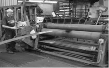 Rolling of Bar