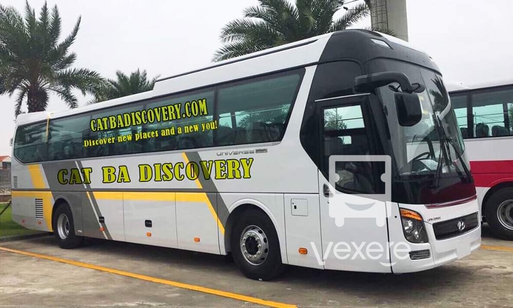Xe Discovery Travel đi Ninh Bình