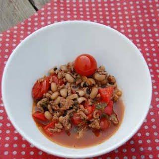 Black Eyed Pea With Ground Beef Recipes.