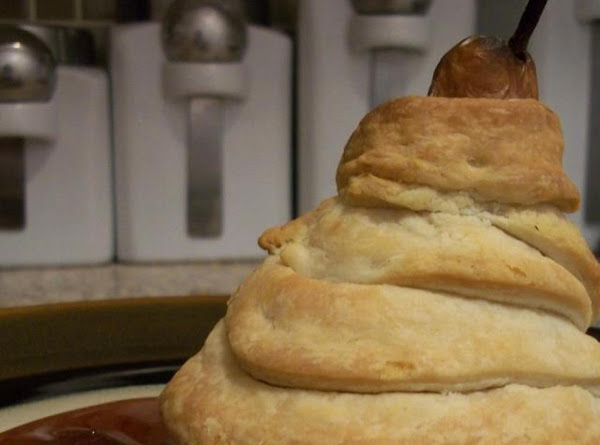 Easy Puffed Pastry Recipe