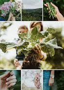 Gardening Collage - Photo Collage item