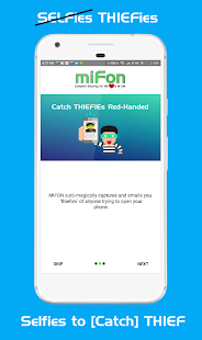 miFon – Anti Theft App