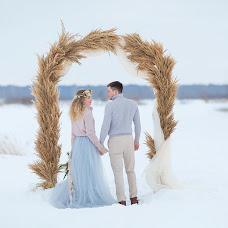 Wedding photographer Svetlana Lukovnikova (Lukovnikova). Photo of 20.02.2018