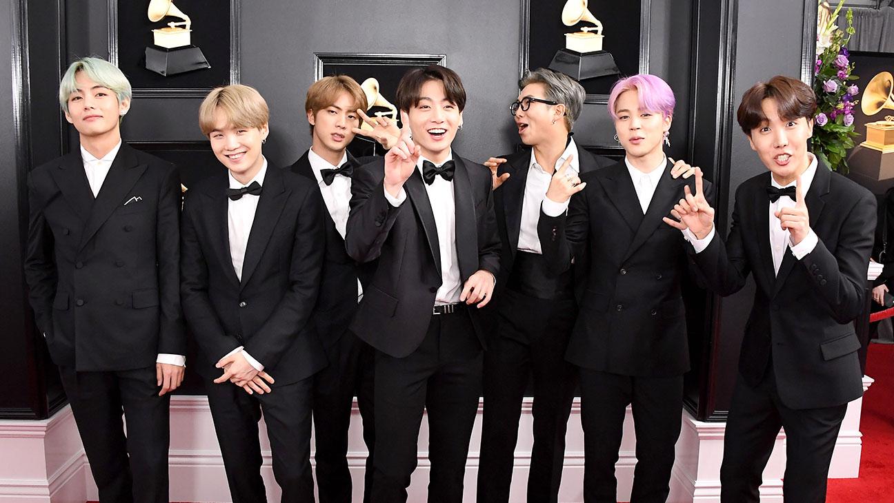 BTS GRAMMY Awards