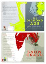 "Photo: Neal Stephenson - ""Snow Crash"" & ""The Diamond Age"" (2010)"