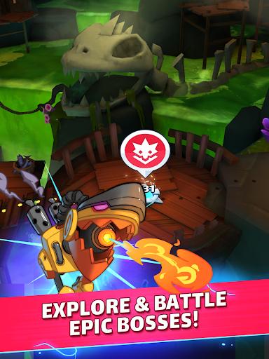 Mana Monsters: Free Epic Match 3 Game filehippodl screenshot 8