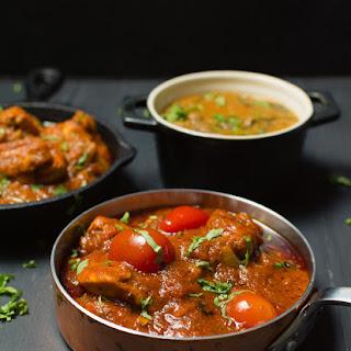 Indian Restaurant Bhuna Curry Recipe