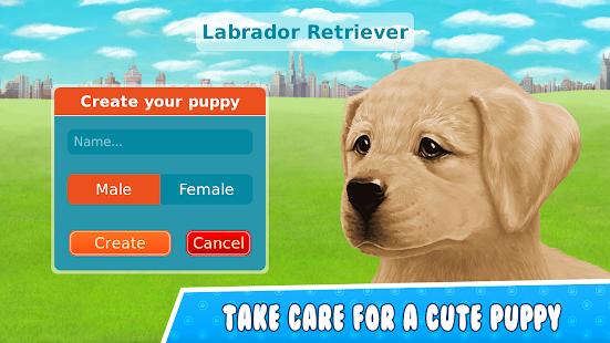 Hey Puppy - náhled