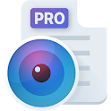 Quick PDF Scanner + OCR Pro icon