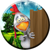 Hay Chicken Day Game