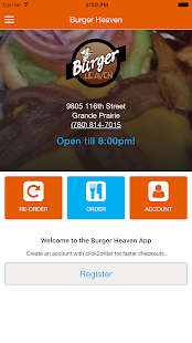 Burger Heaven Grande Prairie- screenshot thumbnail