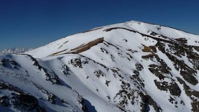 Photo: Notre Sommet Pic de Bassibié 2114 m on approche