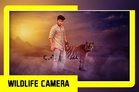 Wildlife Camera Photo Editor & Effect - náhled