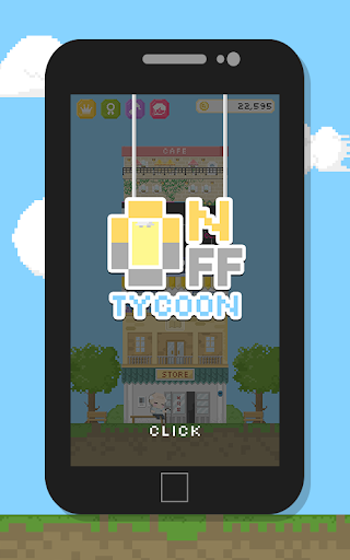 OnOff Tycoon saving power_