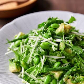 Avocado Edamame Salad Recipe