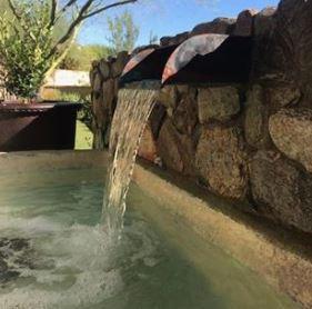 Weir Fountain