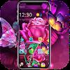 Fond d'écran rose sexy rose thème de luxe