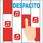 Piano Despacito Tiles 2018 Icon