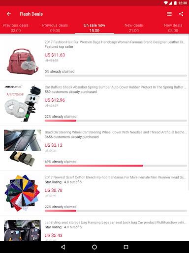 AliExpress - Smarter Shopping, Better Living  screenshots 8
