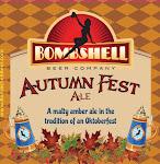 Bombshell Autumn Fest Ale