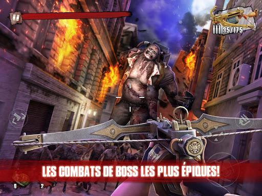 Zombie Frontier 3: Jeu de Tir  captures d'u00e9cran 11