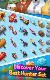 Candy Hunting - Bubble Shooter screenshot