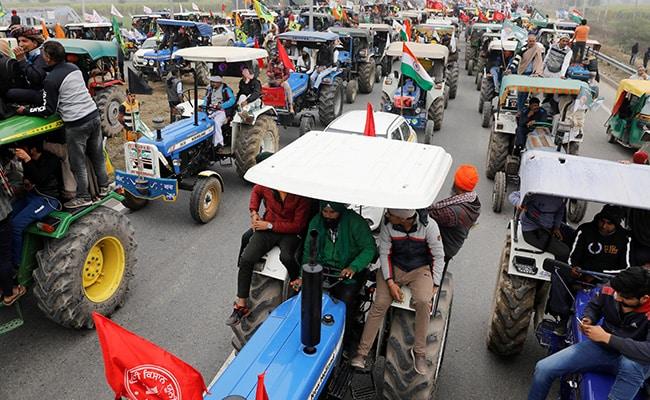 Farmers arrive in Delhi, but do not interfere in Republic Day parade: Delhi  Police - Farmers arrive in Delhi, but do not interfere in Republic Day  Parade - NewsBust.in