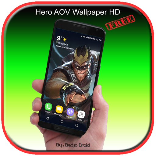 Hero AOV Wallpaper HD (app)