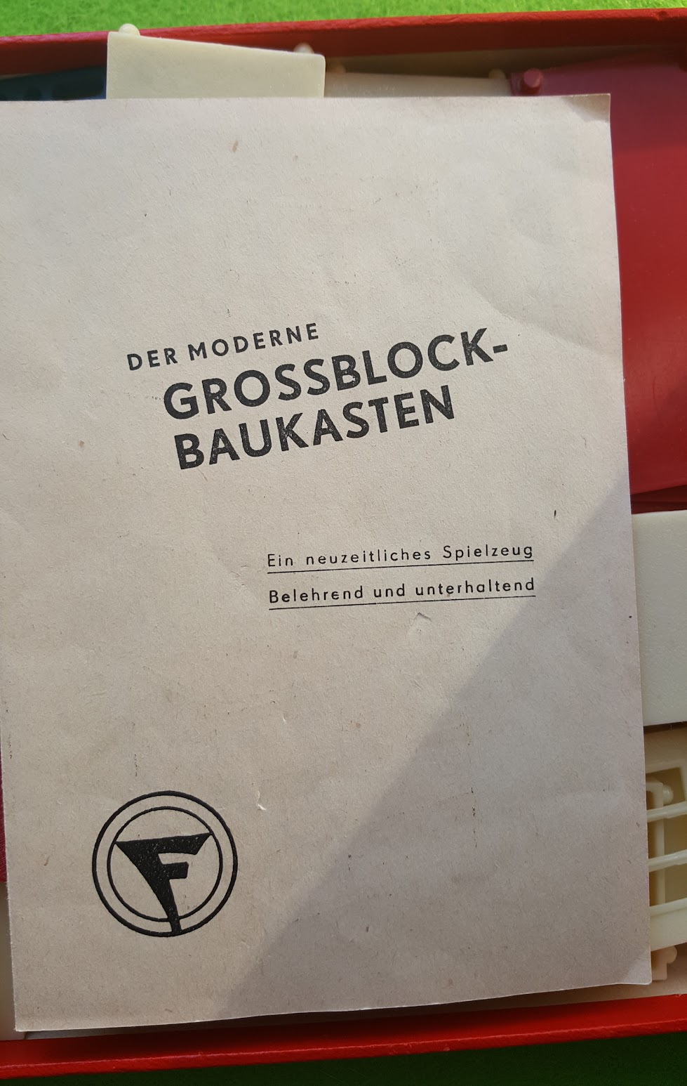 Grossblock-Baukasten
