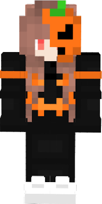 A halloween skin for girls