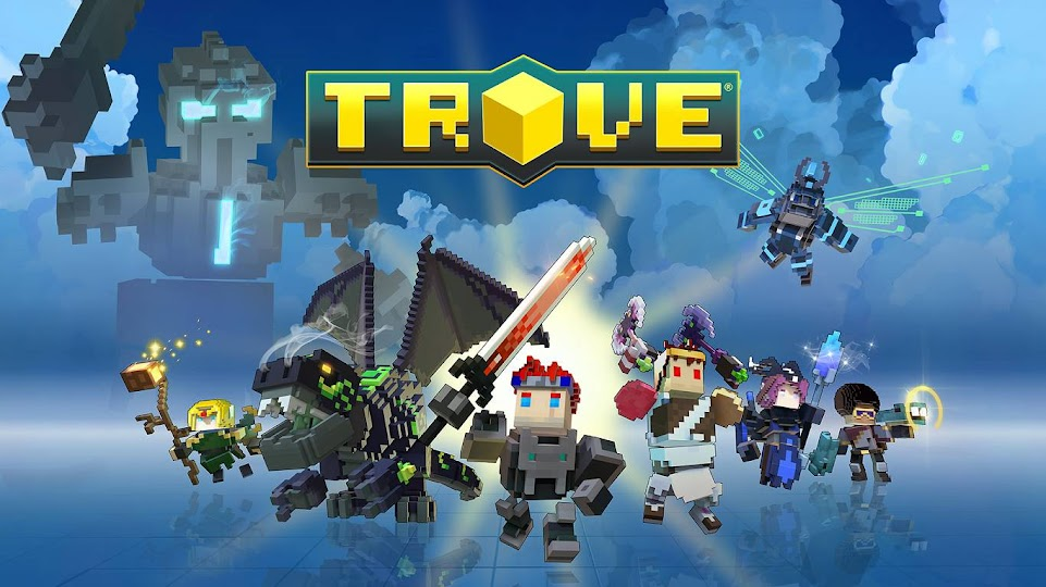 The new Trove game is a free online MMO that gives you lots of adventure, crafting and more!