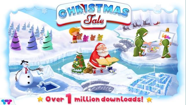 Kết quả hình ảnh cho Christmas Tale HD app