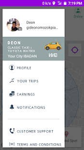 Alakowe Taxi Driver - náhled