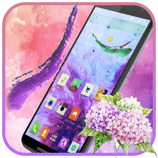 Watercolor Still Life Theme Android APK Download Free By Modux Apps