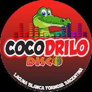 Cocodrilo Disco Laguna Blanca