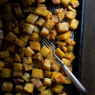 Five-Spice Roasted Butternut Squash
