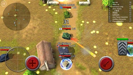 Battle Tank v1.0.0.52 (MOD) 10