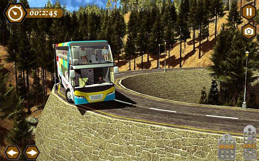 Heavy Mountain Bus simulator 2018 1.5 screenshots 6