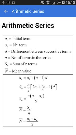 All Math Formulas 1.9 screenshots 5