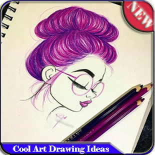 Download Cool Art Drawing Ideas Apk Latest Version App For Pc