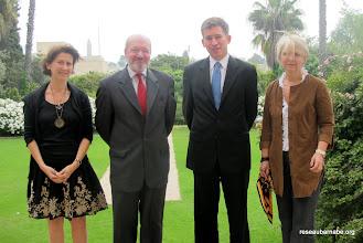 Photo: Consulat général de France à Jérusalem