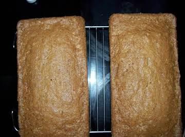 Zucchini Bread or Cake
