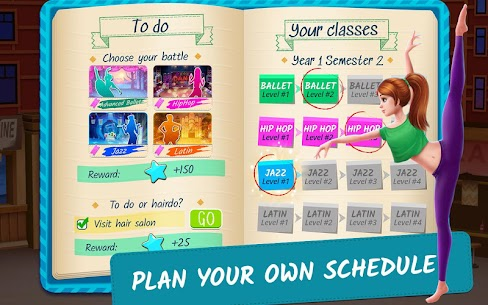 Dance School Stories – Dance Dreams Come True Mod Apk Download For Android and Iphone 4