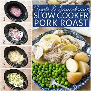 Crock Pot Pork Roast With Sauerkraut Recipes.