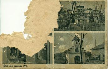 Photo: Pocztówka z 1941 roku.