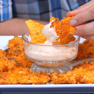 Doritos Chicken Tenders.