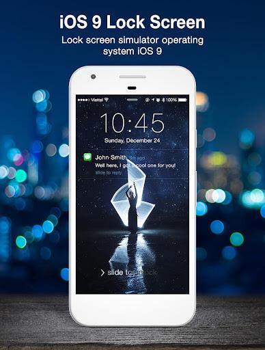 OS9 Lock Screen 1.9.7 screenshots 1